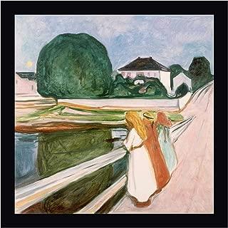 White Night by Edvard Munch 24