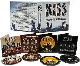kiss live concert cds