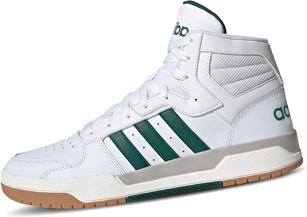 Adidas entrap mid, scarpe da ginnastica uomo,sneakers EG4308
