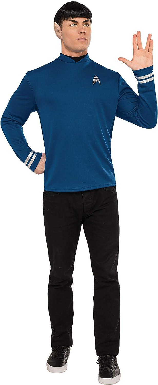 Rubie's Costume Co. Outlet ☆ Free Shipping Finally popular brand Men's Star Trek: Beyond Shirt Spock