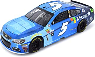 Lionel Racing Kasey Kahne # 5 Microsoft 2017 Chevrolet SS 1:24 Scale ARC HO Diecast The