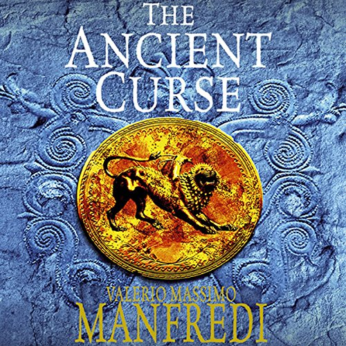 The Ancient Curse audiobook cover art
