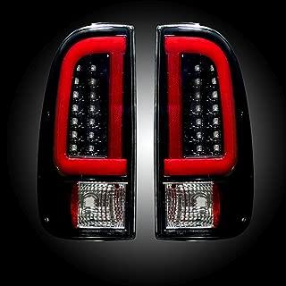 Ford Superduty F250 F350 F450 F550 F650 2008 thru 2016 - Smoked Lens