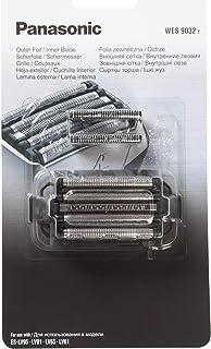 Panasonic WES9032Y1361 - Conjunto de hoja interior y exterior para afeitadoras, color negro