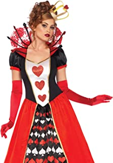 dark heart queen costume