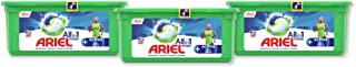 Ariel Allin1 PODS Z technologią Active Odour Defense Kapsułki do prania, 3 x 33 kapsułki, 99 prań – Skuteczne w niskiej te...