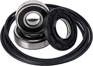 XiKe DC97-12957A and DC69-00804A Washer Tub Bearing & Seal Kit Rotate Quiet and Durable, Replacement for Samsung WF328AAG, WF328AAR, WF328AAW, WF337AAR.