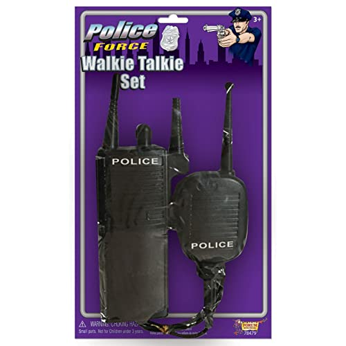 Police Walkie Talkies: Amazon com