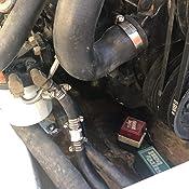 "hwc 2Pcs 6mm 1//4/"" una manera Válvula de Combustible Diesel en Línea Gas Gasolina Aire Líquido G"