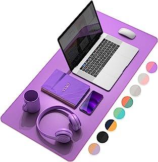 YSAGi Multifunctional Office Desk Pad, Ultra Thin...