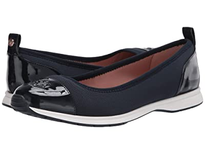 Taryn Rose Bailey (Midnight Stretch Mesh/Patent) Women