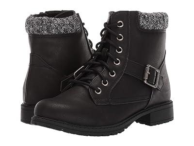 Mia Kids Debby (Little Kid/Big Kid) (Black) Girls Shoes