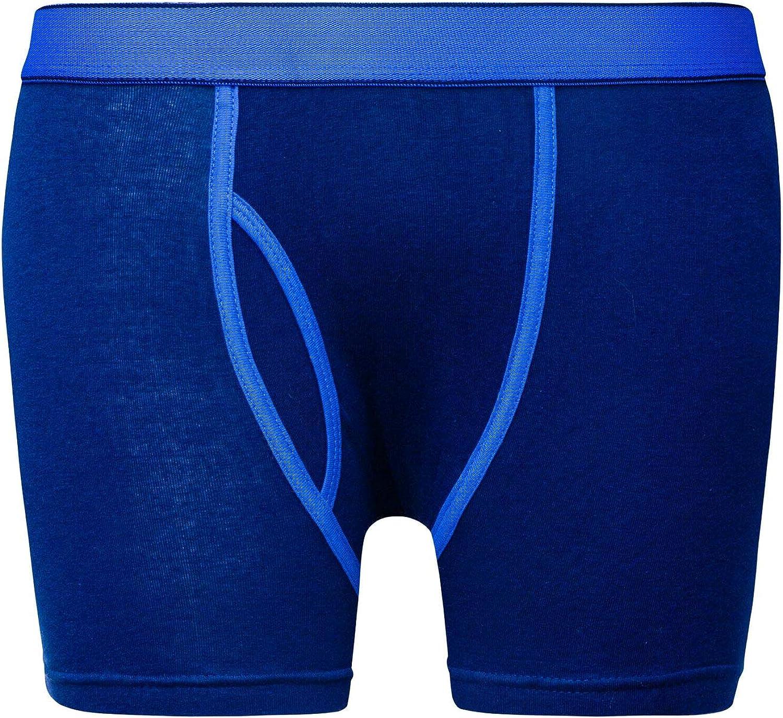 3-6 Pack Mens Underwear Soft Boxers Shorts Briefs Seamless Boxer Trunks Designer