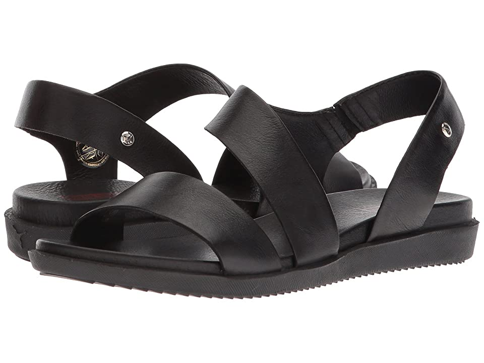 Pikolinos Antillas W0H-0823C1 (Black) Women