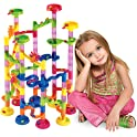 Beebeerun 105 Piece Marble Run Set