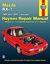 Mazda RX-7 models Including Turbo (86-91) Haynes Repair Manual (Haynes Manuals)