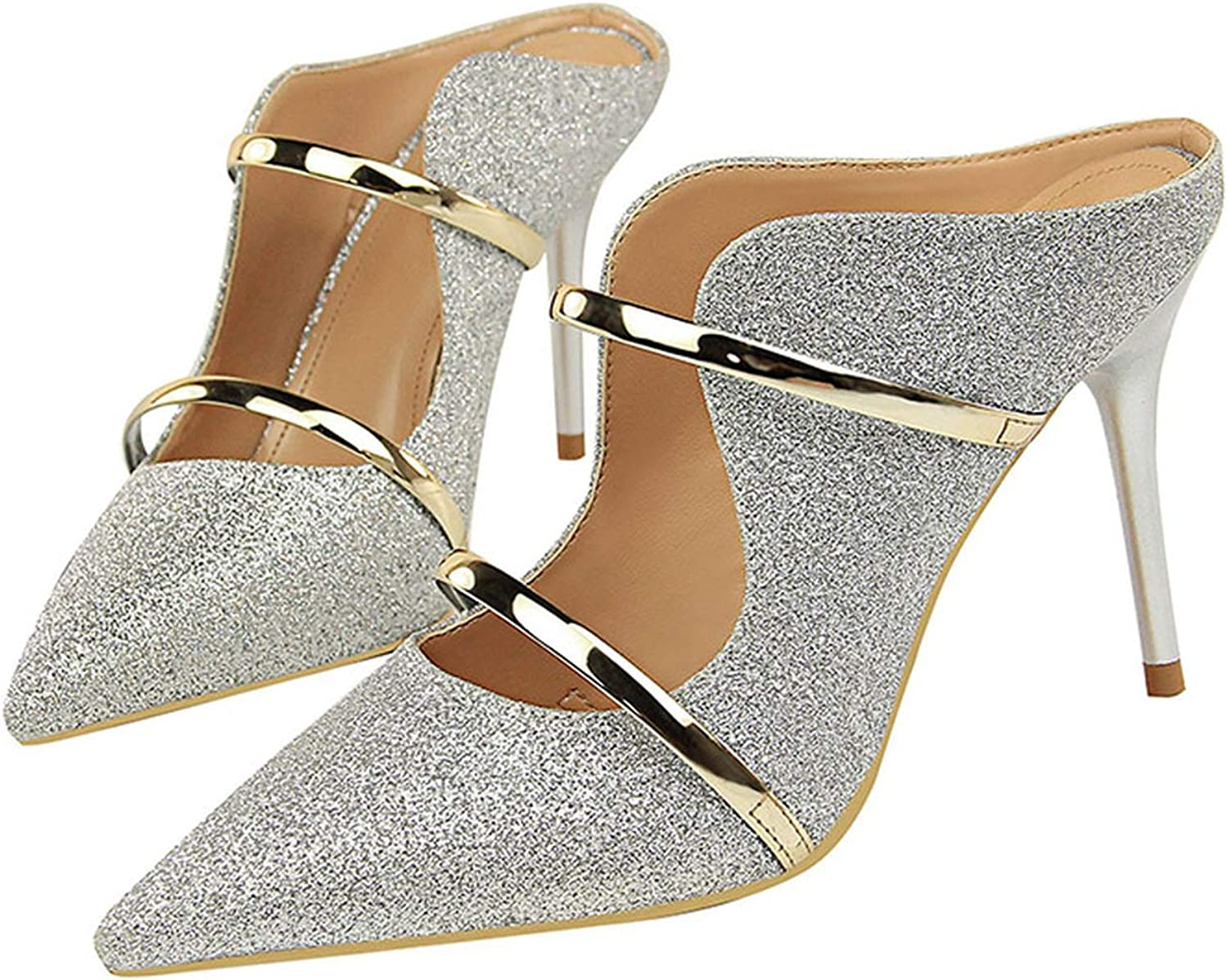 New Bling Sexy Leisure High Heels Platform Pumps for Party Wedding shoes Night Club Woman Pumps