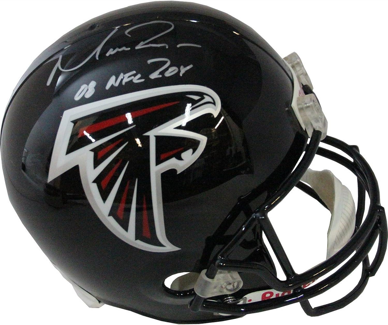 NFL Atlanta Falcons Matt Ryan Autographed Helmet