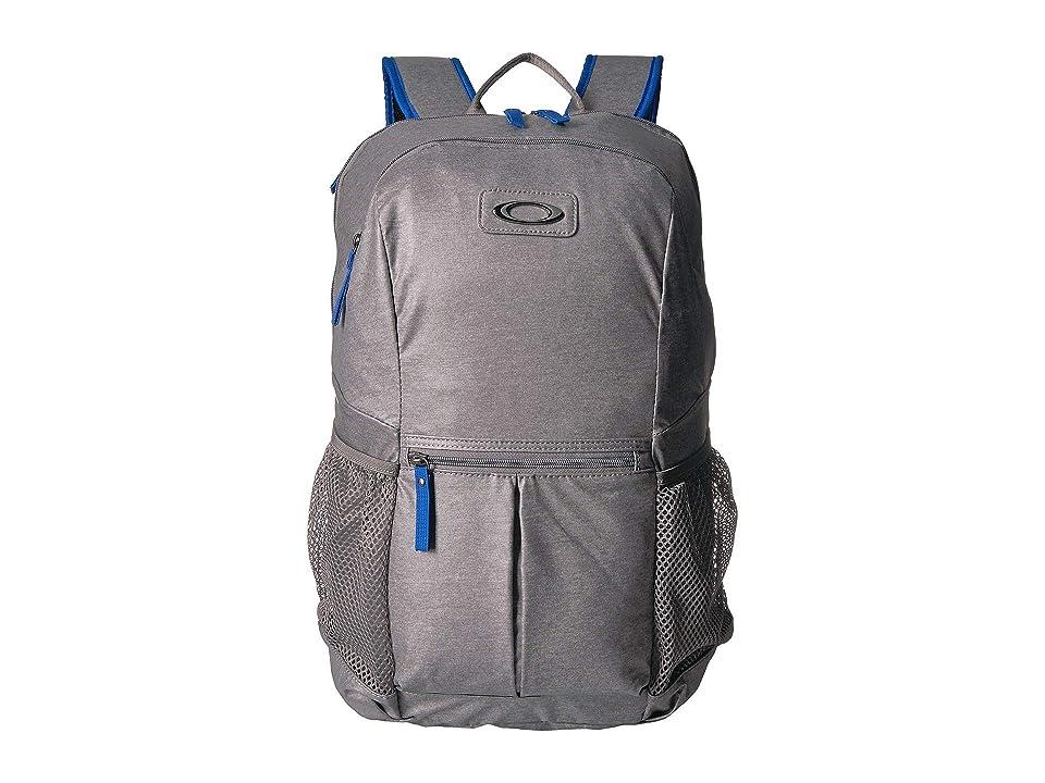 Oakley Performance Coated Backpack (Stone Grey) Backpack Bags