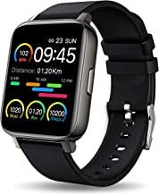 MuGo Smart Watch, 1.69 inch Fitness Tracker, Smartwatch with Heart Rate/Sleep Monitor, Calorie/Step Counter Activity Track...