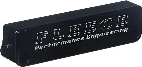 Fleece Performance Engineering FPE-FFD-RO-4G Fuel Filter Delete Compatible with 2010-2018 Dodge Cummins Diesel 6.7L