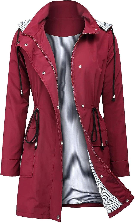 UUANG Raincoats List price Waterproof Rain Outdoor Detachable Factory outlet Active Jacket