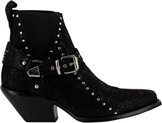 MEXICANA Luxury Fashion Womens ME203CBUR Black Ankle Boots   Fall Winter 19