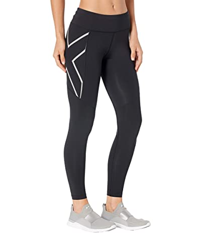 2XU Aero Vent Mid-Rise Compression Tights Women