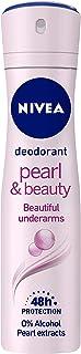 NIVEA Deodorant, Pearl & Beauty, Women, 150ml