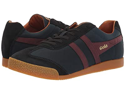 Gola Harrier Millerain (Navy/Aubergine) Men