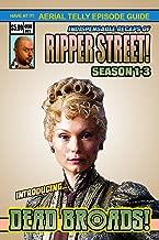 Ripper Street TV Series Season 1-3 Episode Guide