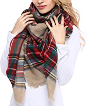 Best plaid scarf sale Reviews
