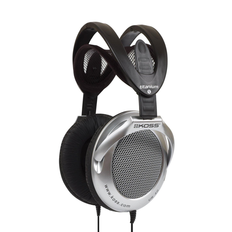 Koss UR40 Collapsible Over Ear Headphones