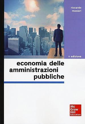 Economia delle amministrazioni pubbliche