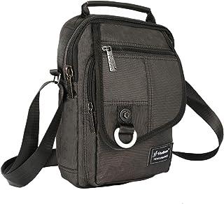 Vertical Messenger Bag, Crossbody Bag, Vanlison Shoulder Bag Work Satchel for iPad Tablet Kindle