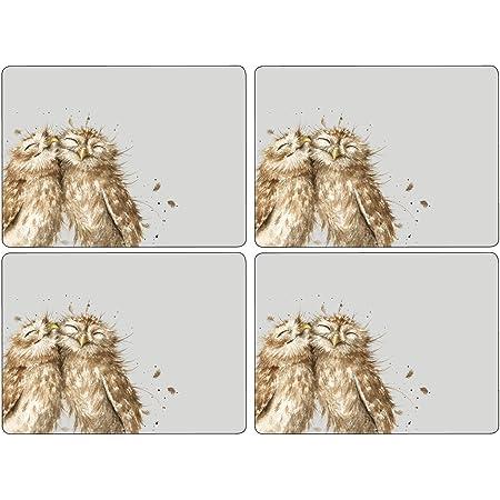 Pimpernel Postcard Sketches Placemats Set of 6