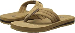 Quiksilver Kids - Carver Suede (Toddler/Little Kid/Big Kid)