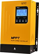 60A MPPT Solar Charge Controller 60amp Panel Battery Charger Controller 48V 36V 24V 12V Auto Max 150VDC Input mppt Charge Controller Sealed Gel AGM Flooded Lithium Battery
