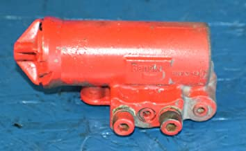 ISX CUMMINS DIESEL ENGINE AIR GOVERNOR K025894 909763-59 MINOR DAMAGE READ 4011