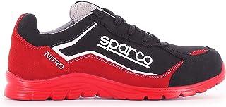 Sparco - Nitro - S3 SRC, Scarpe Antinfortunistici da Lavoro Unisex - Adulto