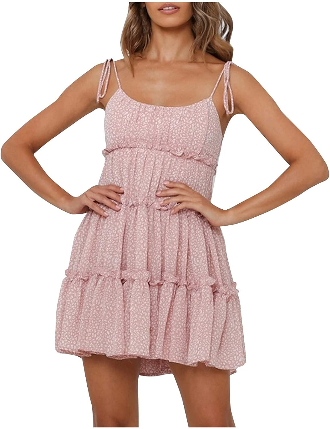 Gorday Dress for Women Women's Boho Summer Max 76% Ranking TOP1 OFF Flora Dresses Casual