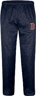 A-Team Apparel Boston Red Sox Youth X-Large XL (18) Oversized B Logo Fleece Sweatpants - Navy Blue