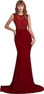 Best sleeveless mermaid prom dress Reviews