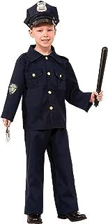 (Medium, One Color) - Forum Novelties Police Officer Costume, Medium