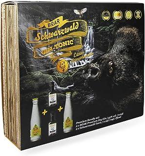 BOAR Schwarzwald Gin Tonic Edition Heimatmomente im exklusiven Geschenkset in limitierter Auflage