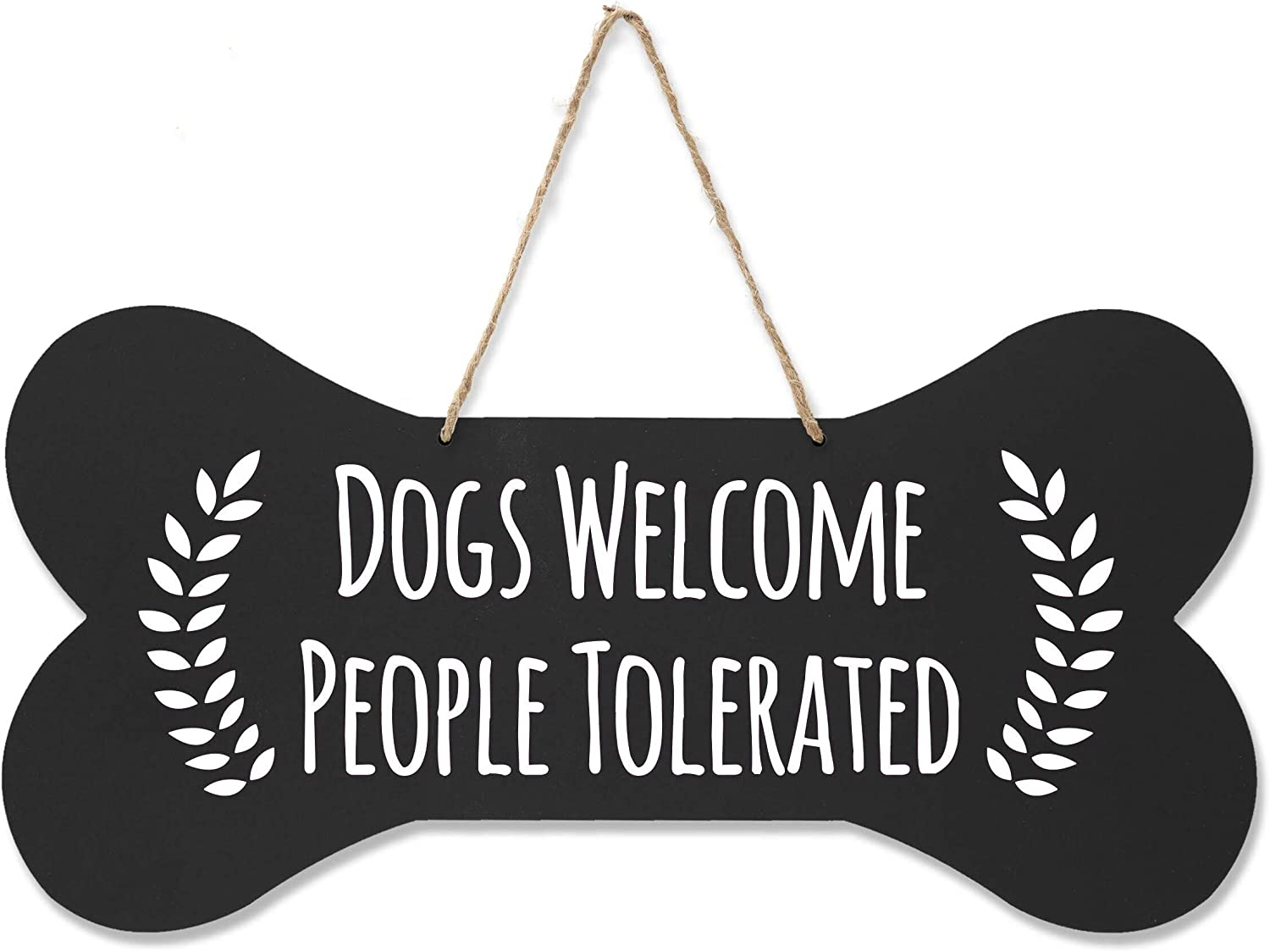LifeSong Milestones Pet Quote Quality inspection Dog Lo Sign Hanging Bone Limited Special Price Wall