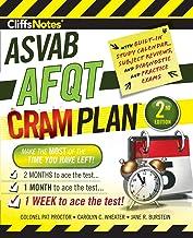 CliffsNotes ASVAB AFQT Cram Plan 2nd Edition