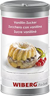 WIBERG Vanillin-Zucker, 1er Pack 1 x 1.05 kg