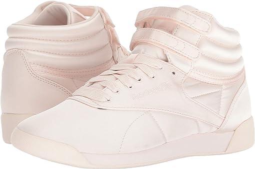 Pale Pink/White
