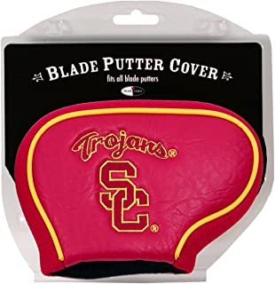 Team Golf NCAA Golf Club Blade Putter Headcover, Fits Most Blade Putters, Scotty Cameron, Taylormade, Odyssey, Titleist, Ping, Callaway